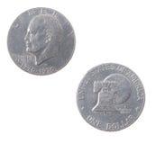 美元周年纪念美国 库存图片
