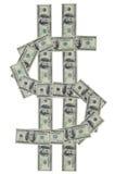 美元图 库存图片