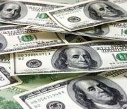 美元我们 图库摄影