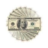 美元我们 库存例证