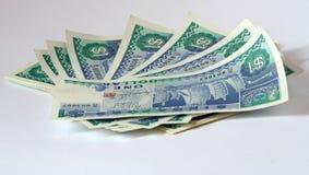 美元新加坡 免版税库存照片