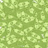 美元模式 免版税库存照片