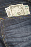 美元欧元镑 库存图片