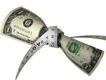 美元汇率 免版税库存图片