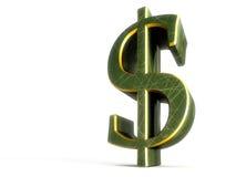美元的符号 免版税库存照片