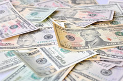 美元美国 库存照片