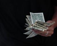 美元美国 库存图片