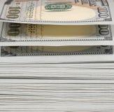 美元装箱 免版税库存照片