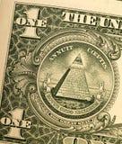 美元 免版税图库摄影