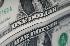 美元 免版税库存照片
