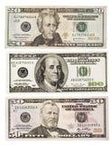 美元 图库摄影