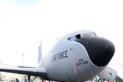 美军飞机细节 库存照片