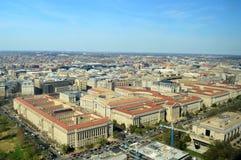 美利坚合众国的首都 免版税库存照片
