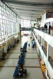 美利奴绵羊的贝尼特兹机场 库存照片