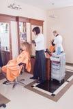 美发师 免版税库存照片