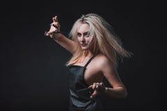 美发师 免版税图库摄影