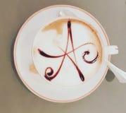 美味的咖啡 免版税库存图片