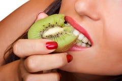 美味的猕猴桃 图库摄影