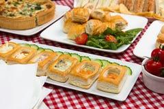 美味的食物 免版税图库摄影