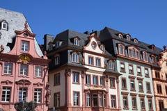 美因法,德国 免版税库存图片