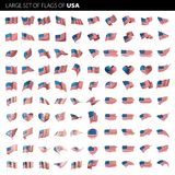 美国下垂隔绝 免版税图库摄影