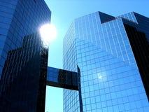 美国人街市星期日 免版税图库摄影
