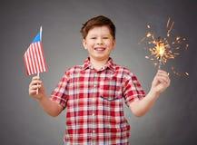 美国传统 免版税库存图片