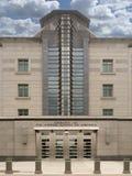 美国使馆 免版税库存图片