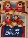美国公开赛在比利・简・金全国网球的2014份纪念品集中 库存图片