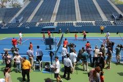 2014年美国公开赛 免版税库存照片