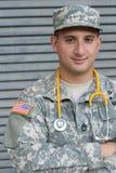 美国军队士兵-储蓄图象 库存图片