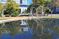 美国加利福尼亚大学,伯克利 免版税库存照片