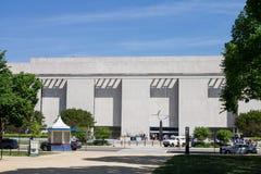 美国历史史密松宁国家博物馆  免版税库存照片