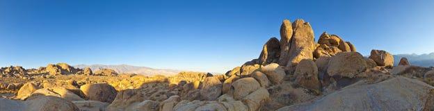 美国原野,阿拉巴马小山,加利福尼亚 库存照片