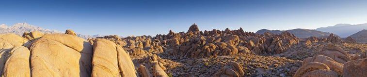 美国原野,阿拉巴马小山,加利福尼亚 图库摄影