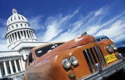 美国古巴哈瓦那 库存图片