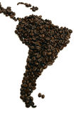 美国咖啡 库存图片