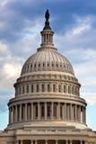 美国国会大厦国会华盛顿特区圆顶之家  免版税库存照片