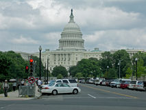 美国国会大厦大厦 库存图片
