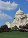 美国国会大厦 库存图片