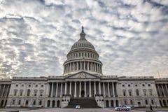 美国国会 免版税库存图片