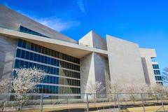 美国国家艺廊 免版税库存图片