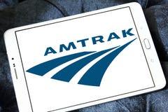 美国国家铁路公司邮政运输商标 免版税库存图片