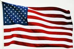 美国国旗,自由的标志美国的 免版税库存照片