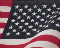 美国国旗Meghan 图库摄影