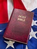 美国圣经 图库摄影