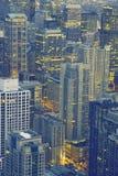 美国地平线 免版税库存图片