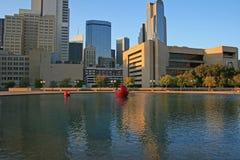 美国城市 免版税库存照片