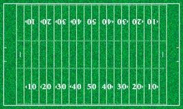 美国域橄榄球 免版税图库摄影