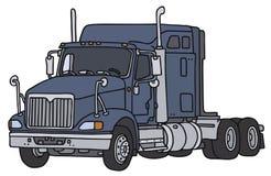 美国大卡车 库存图片